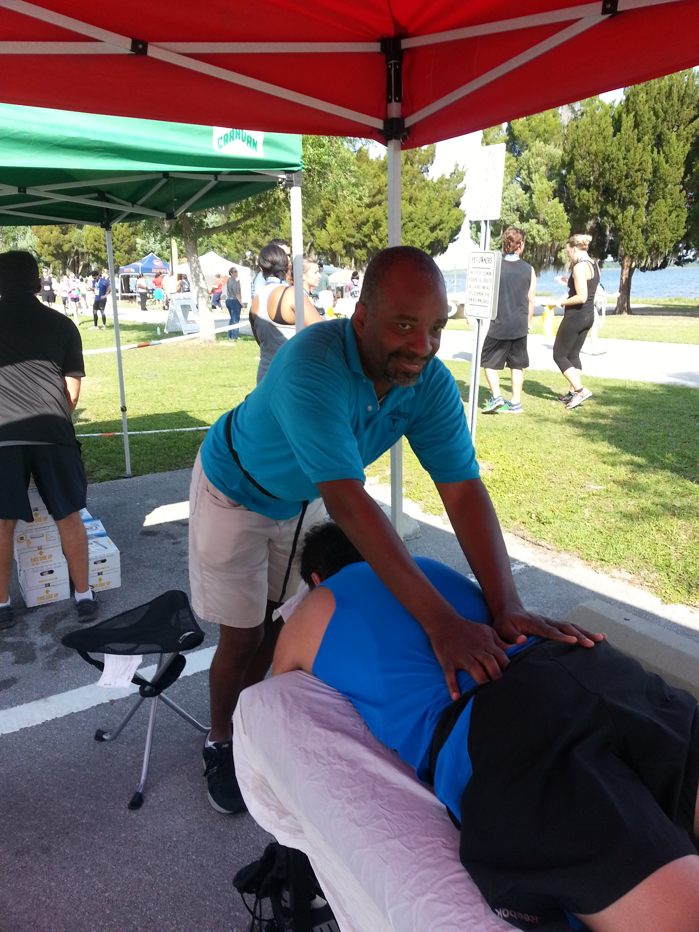 Orlando-Winter Park, Fl Mobile sports Massage - Male Therapist - Relax and Enjoy